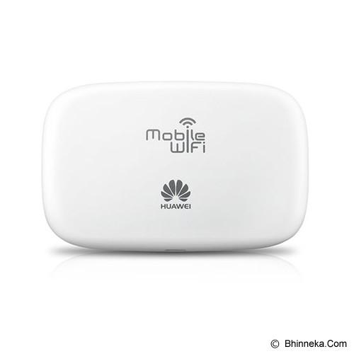 HUAWEI 3G Mobile WiFi & Extender [E5336] - White - Modem MiFi